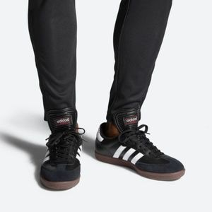 adidas Shoes - Adidas | Samba Classic Men's Black Sneaker